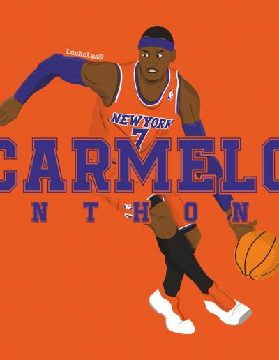Carmelo Anthony - NY Knicks - | LuchoLasS