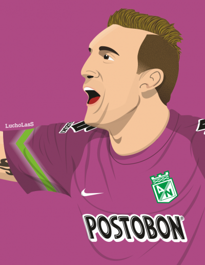 Franco Armani - Atlético Nacional | LuchoLasS