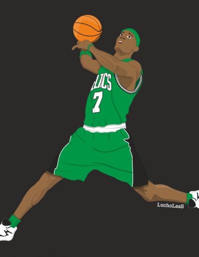 Gerald Green - Boston Celtics | LuchoLasS