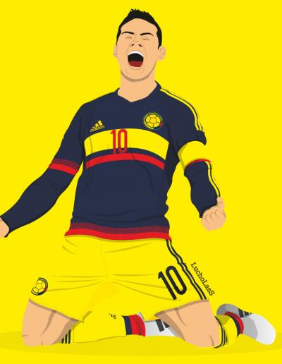 James Rodríguez - Selección Colombia | LuchoLasS