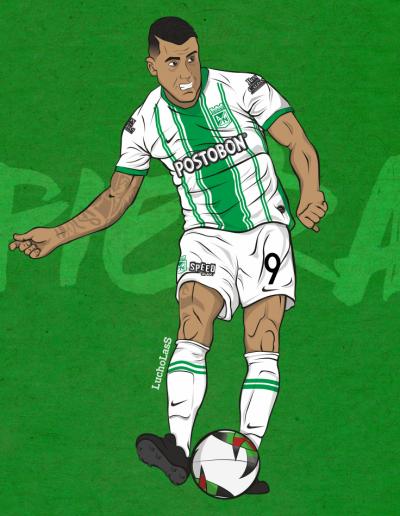 Jefferson Duque - Atlético Nacional 2020 | LuchoLasS
