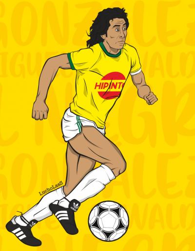 Miguel Negro Gonzalez - Atlético Bucaramanga | LuchoLasS