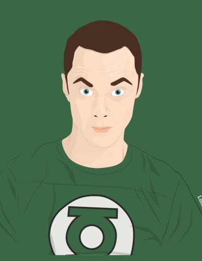 Sheldon Cooper - The Big Bang Theory | LuchoLasS