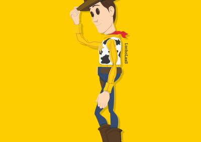 Woody Toy Story   LuchoLasS