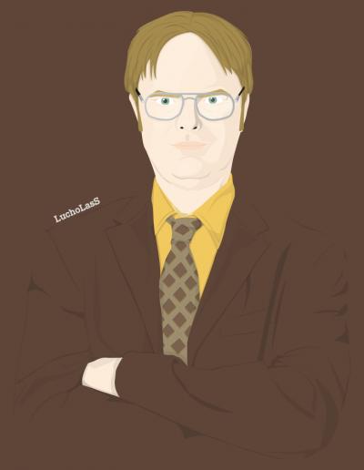 Dwight Schrute - The Office | LuchoLasS