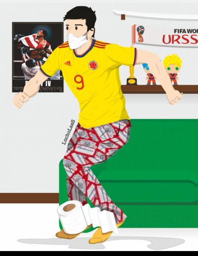 Futbol en cuarentena | LuchoLasS