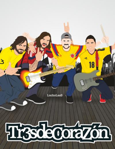 Tr3s de Corazon | LuchoLasS