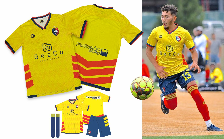 camiseta home Atlético Libertadores | Indumentaria Deportiva LuchoLasS