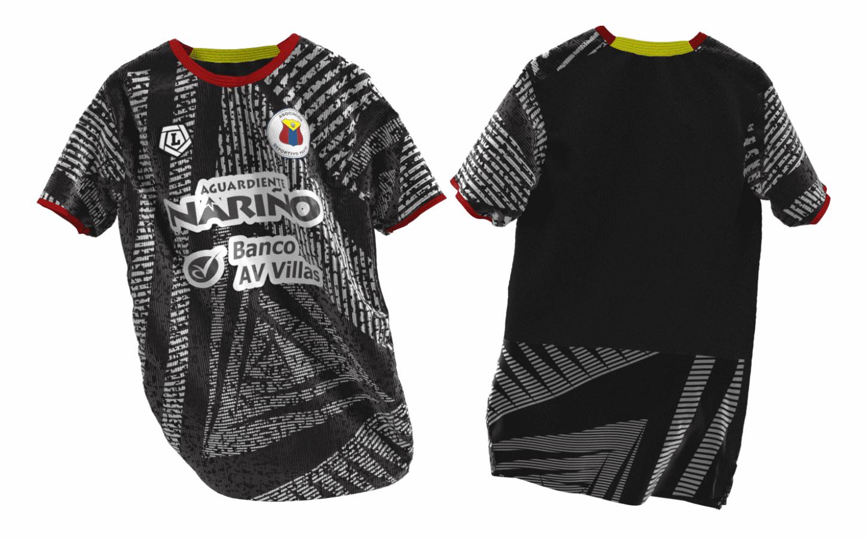 Camiseta Deportivo Pasto -Fantasy | Indumentaria Deportiva